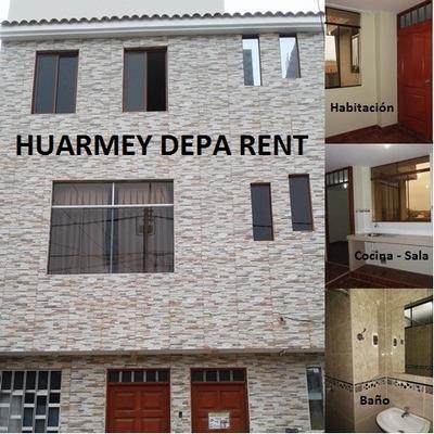 Alquilamos Departamento En Huarmey Para Extranjeros