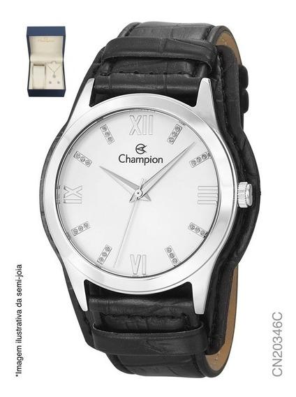 Relógio Feminino Champion Cn20346c Original