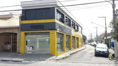 Salao Comercial 120m2 Mooca Belém Tatuapé Agua Rasa
