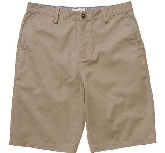 Short Carter Khaki Billabong