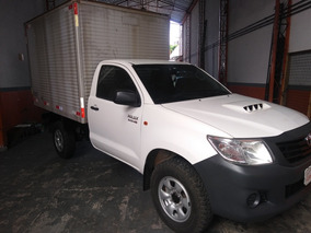Toyota Hilux 3.0 Cab. Simples 4x4 2p 2015