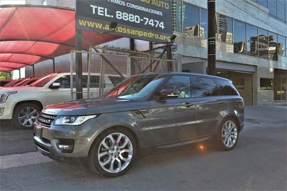 Land Rover Range Rover Sport 5.0l Supercharged At Dynamic