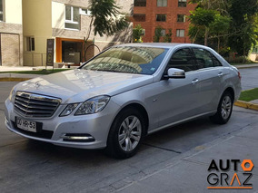 Mercedes-benz E200 Blue Efficiency 2011