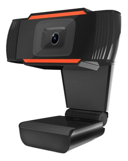 Camara Web Webcam Usb Pc Hd 720p Mic Plug & Play Skype Zoom