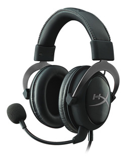 Auricular Gamer Hyper X Cloud Ii 7.1 Gun Metal - Dixit Pc