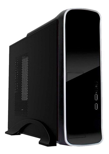 Imagem 1 de 2 de Computador Elgin E3 Slim Fit Com 4 Seriais Pdv