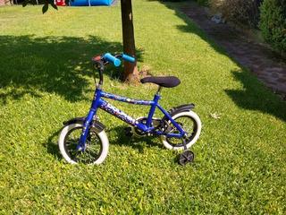 Bicicleta Niño Impecable
