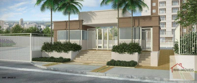 Apartamento Para Locação Em Mogi Das Cruzes, Cesar De Souza, 2 Dormitórios, 2 Suítes, 1 Banheiro, 2 Vagas - 51