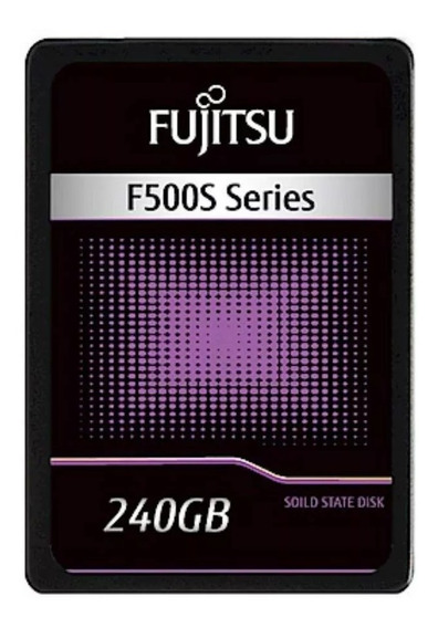 Ssd 240gb F500s 2.5 Sata 3 6gb/s - Fujitsu