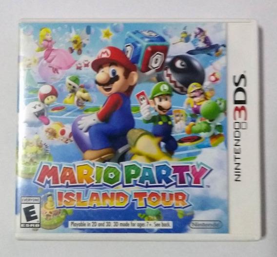 Mario Party Island Tour Nintendo 3ds Usado