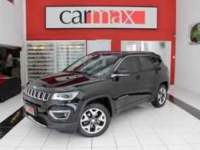 Jeep Compass Limited 2.0 16v Flex, Top De Linha, Bwv5858