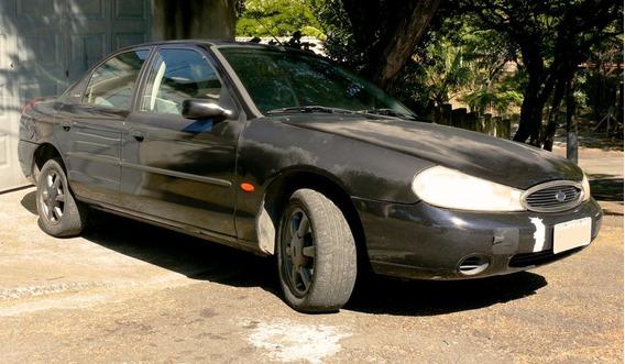 Ford Mondeo 98/99 2.0-16v-zetek, 166.456km Como Se Encontra