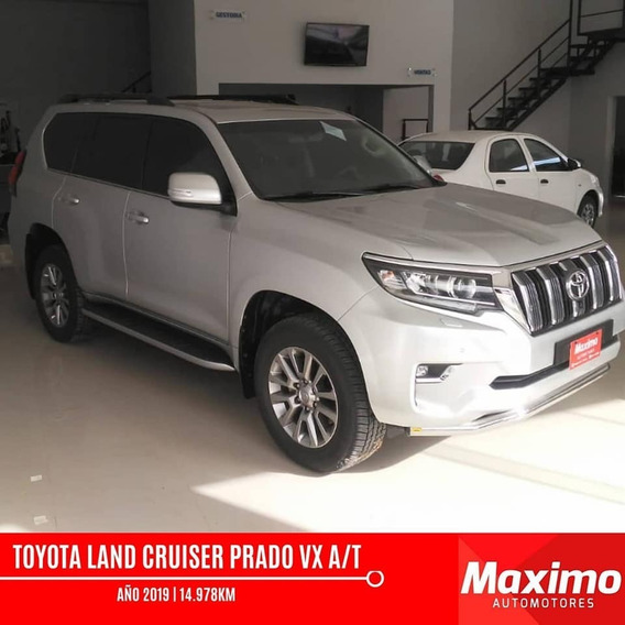 Toyota Land Cruiser Prado Vx - 2019
