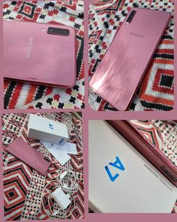 Samsung A7 2019 Fucsia