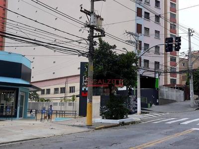 Galpão Para Alugar, 710 M² Por R$ 21.000/mês - Aclimação - São Paulo/sp - Ga0001