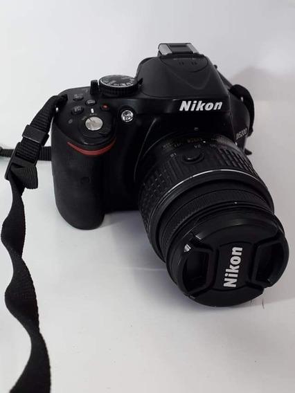 Câmera Fotografica Nikon D5200