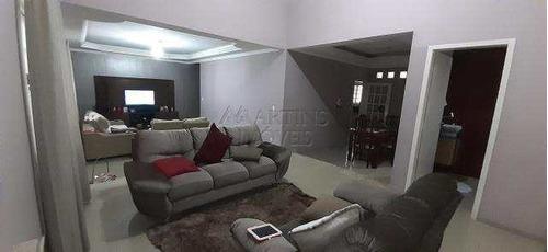 Imagem 1 de 11 de Jd. Paulista Ii   Casa 260 M²  3 Dorms 4 Vagas   7335 - V7335