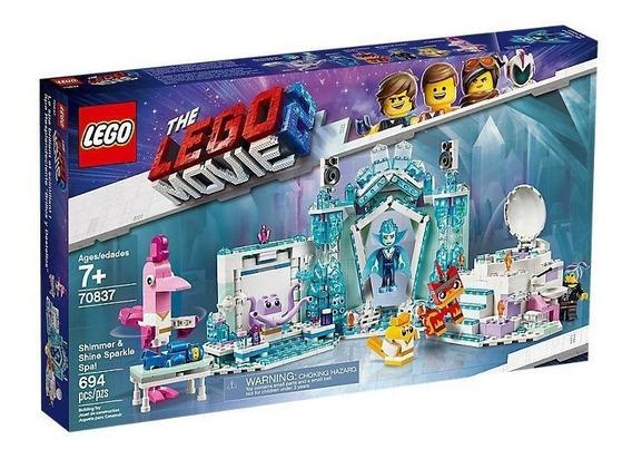 Lego Lego Movie 2 Spa Brillos Y Destellos 70837