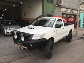 Toyota Hilux 4x4 C/s Dx Pack 2014