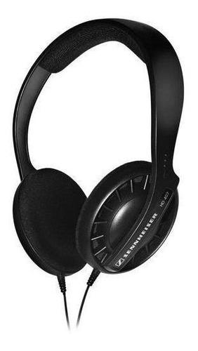 Sennheiser Hd407 Auricular Musica Estudio Dj