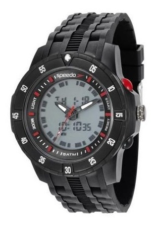 Relógio Speedo Masculino Ref: 81127g0evnp5 Esportivo Anadigi