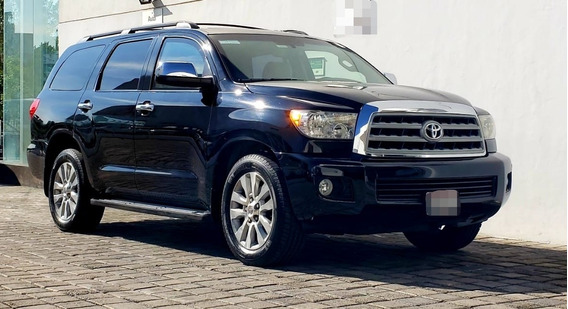 Toyota Sequoia Limited 2010 Blindada