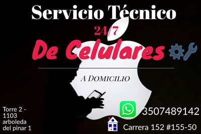 Servicio Técnico De Celulares A Domicilio
