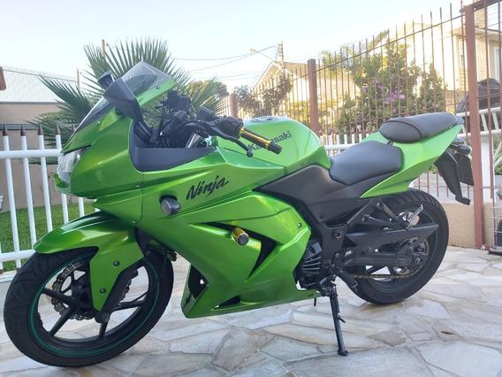 Kawasaki Ninja 250cc 2012
