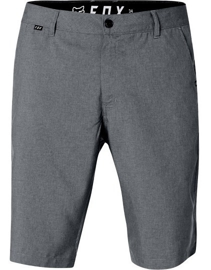Bermuda Fox Essex Tech Stretch Short Gris Melange Marelli