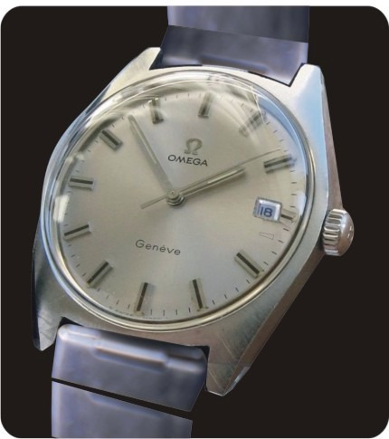 Relógio Omega Automatic - Geneve - Suiço