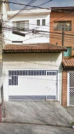 Sobrado Com 3 Dormitórios À Venda, 164 M² Por R$ 457.000 - Cangaíba - São Paulo/sp - So2339