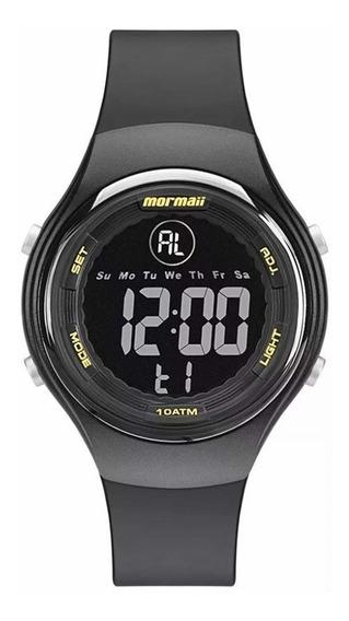 Relógio Mormaii Masculino Mo0600/8y C/ Garantia E Nf