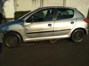 Peugeot 206 1.0 Selection 4p 16v 2003 - Gasolina