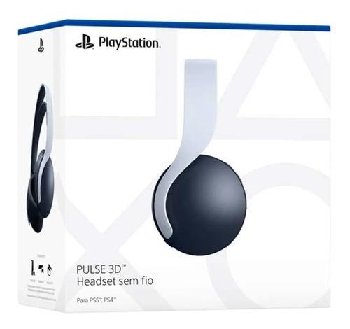 Headset Pulse 3d Playstation 5 (ps5) - Sony