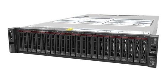 Servidor Lenovo Sr650 2p Xeon Gold 5118 12c 2.3ghz 2x32gb Ra