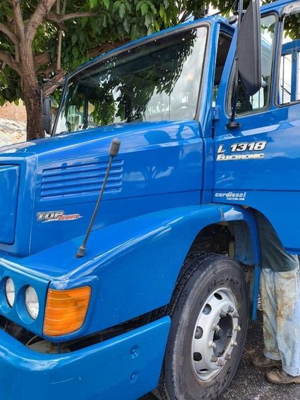 Mb L-1318 09/09 Carroceria - R$ 90.0000
