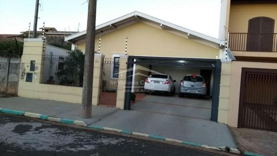 Casa À Venda Em Jardim Antonio Von Zuben - Ca005371