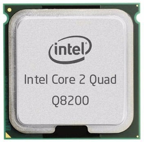 Processador Core 2 Quad Q8200 2.33ghz Intel Original 100%