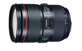 Lente Canon 24-105mm F/4 L Usm Pouquíssimo Uso