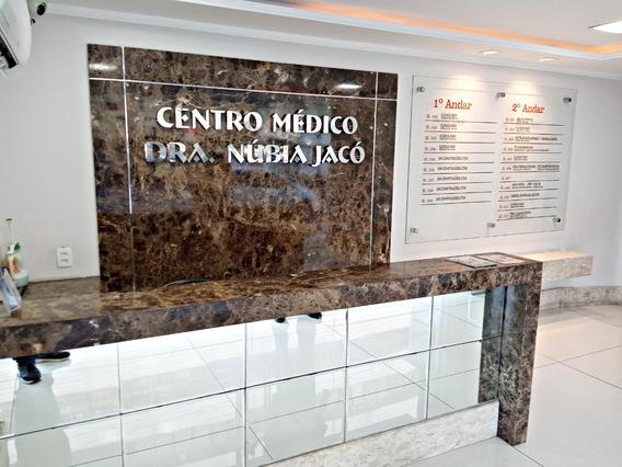 Sala No Centro Médico Drª. Núbia Jacó