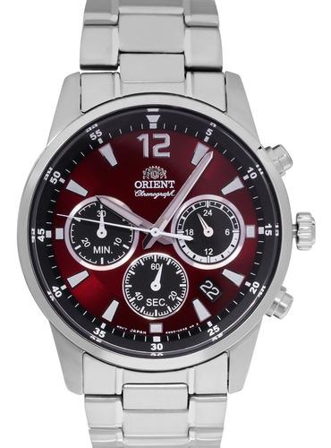 Reloj Orient Hombre Ra-kv0004r10b Cronogr Tecnología Japónes