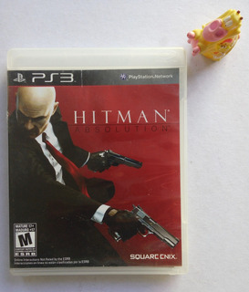 Hitman Absolution Play Station Ps3 Garantizado
