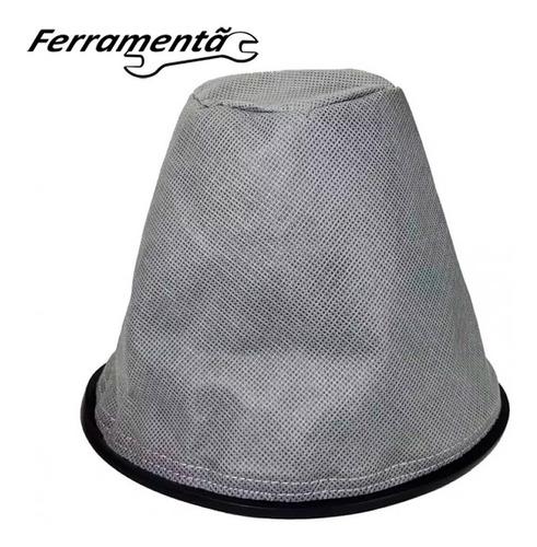 Imagem 1 de 5 de Filtro Cônico Aspirador Ecoclean Em Tecido Lavavel Original