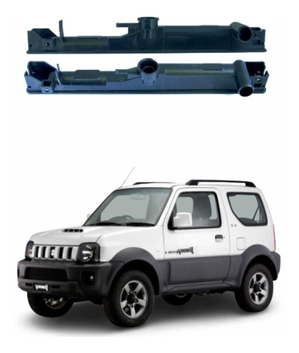 Caixa Superior Do Radiador Suzuki Jimmy Todos Os Modelos