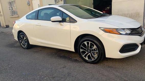 Honda Civic 1.8 Coupe Ex Aut Ac 2014