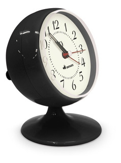 Reloj Despertador Ball Clock Gato Estilo Retro