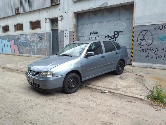 Volkswagen Polo Classic Gnc