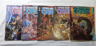 Lote 20 Hqs Espada Selvagem De Conan 61 A 80 1ª Edição Abril