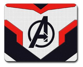 Mouse Pad Gamer Avengers 27 X 21 Cm Almohadilla Pc Lapto