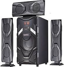 Home Theater 3.1 Parlantes Hight Quality Multifunctional